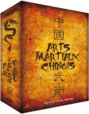 Chinese Martial Arts (Box Set) (Retail / Rental)