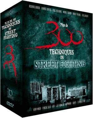 300 Street Fighting Techniques (Box Set) (Retail / Rental)