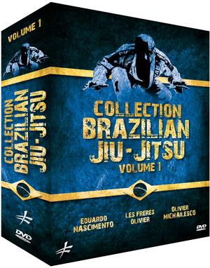 Brazilian Jiu Jitsu Collection: Volume 1 (Box Set) (Retail / Rental)
