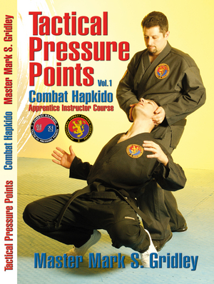 Combat Hapkido: Tactical Pressure Points - Volume 1 (Retail / Rental)