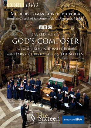 Sacred Music - God's Composer: The Sixteen (2011) (NTSC Version) (Retail / Rental)