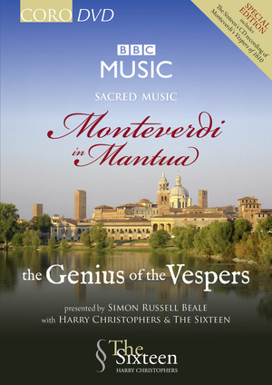 Monteverdi in Mantua - The Genius of the Vespers (2015) (NTSC Version with CD) (Retail Only)