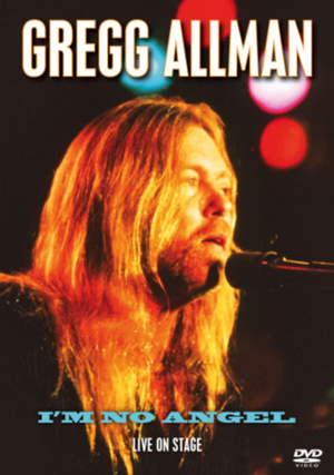 Gregg Allman: I'm No Angel - Live On Stage (1988) (Retail Only)