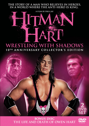 Hitman Hart: Wrestling With Shadows (2000) (10th Anniversary Edition) (Retail Only)