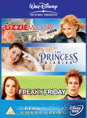 Freaky Friday/The Princess Diaries/Lizzie McGuire the Movie (2003) (Box Set) (Deleted)