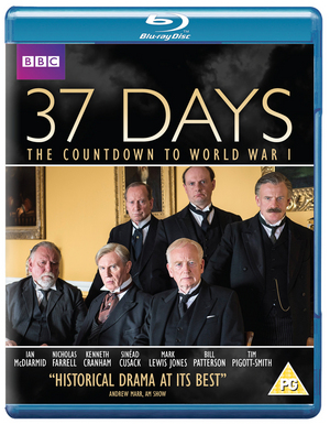 37 Days - The Countdown to World War I (2014) (Blu-ray) (Retail / Rental)