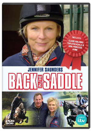 Jennifer Saunders - Back in the Saddle (2012) (Retail / Rental)