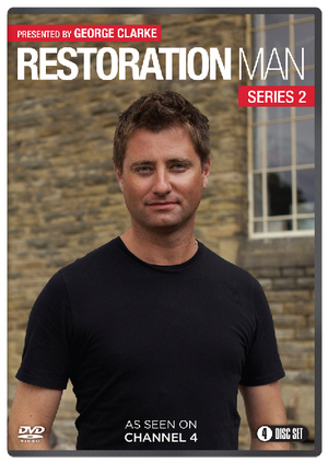 Restoration Man: Series 2 (2013) (Retail / Rental)