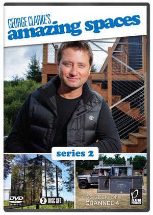 George Clarke's Amazing Spaces: Series 2 (2013) (Retail / Rental)