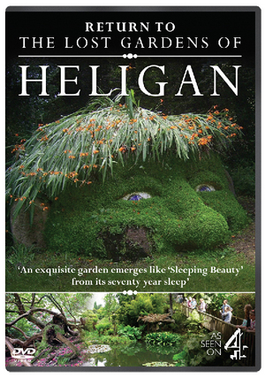 Return to the Lost Gardens of Heligan (1998) (Retail / Rental)