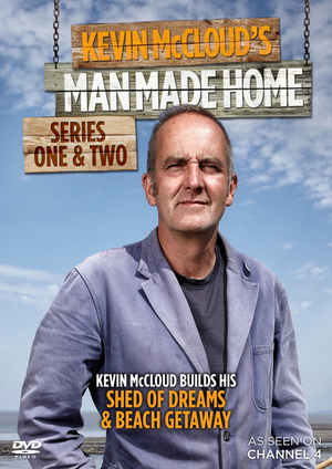 Kevin McCloud's Man Made Home: Series 1 and 2 (2013) (Retail / Rental)