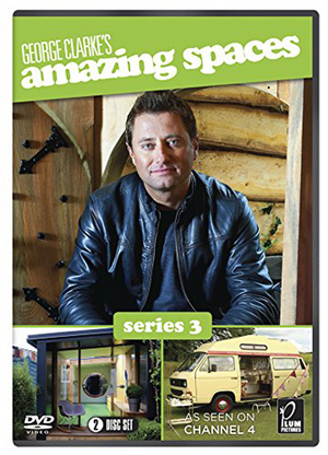 George Clarke's Amazing Spaces: Series 3 (2014) (Retail / Rental)