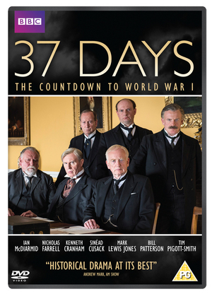 37 Days - The Countdown to World War I (2014) (Retail / Rental)