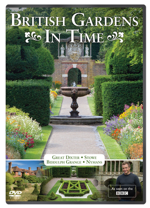 British Gardens in Time (2014) (Retail / Rental)