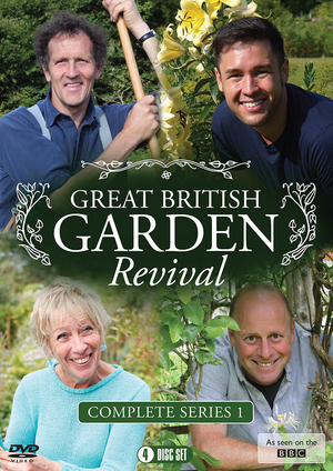 Great British Garden Revival: Complete Series One (2013) (Retail / Rental)