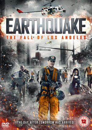 Earthquake - The Fall of Los Angeles (2006) (Retail / Rental)