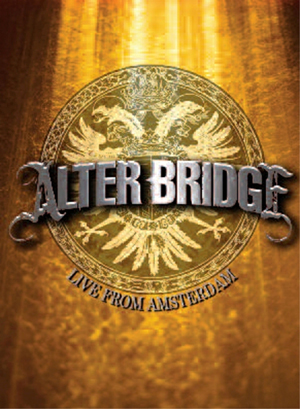 Alter Bridge: Live from Amsterdam (2008) (Retail / Rental)