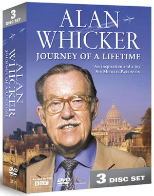 Alan Whicker's Journey of a Lifetime (Box Set) (Deleted)