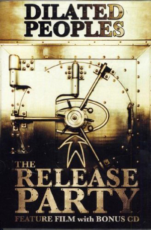 Dilated Peoples - The Release Party (2007) (with CD) (Retail Only)