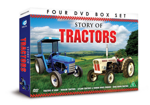 The Story of Tractors (Gift Set) (Retail / Rental)