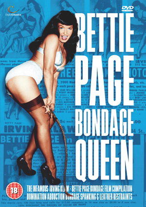 Bettie Page: Bondage Queen (1998) (Retail / Rental)