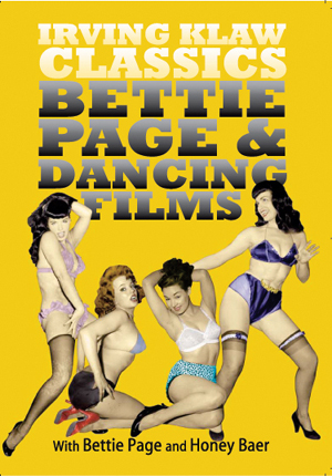 Irving Klaw Classics: Bettie Page and Dancing Films (1956) (Retail / Rental)