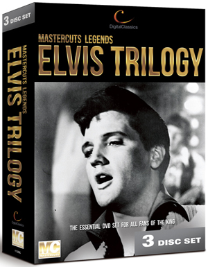 Elvis Presley: Mastercuts Legends (Box Set) (Retail / Rental)