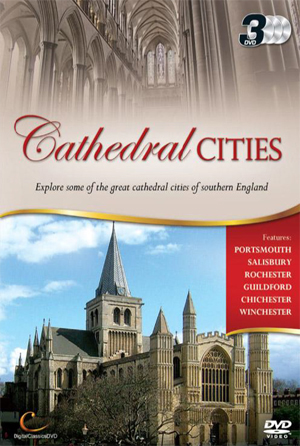 Cathedral Cities (Box Set) (Retail / Rental)