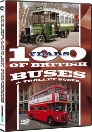 100 Years of British Buses (Retail / Rental)
