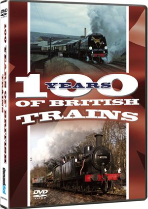 100 Years of British Trains (Retail / Rental)