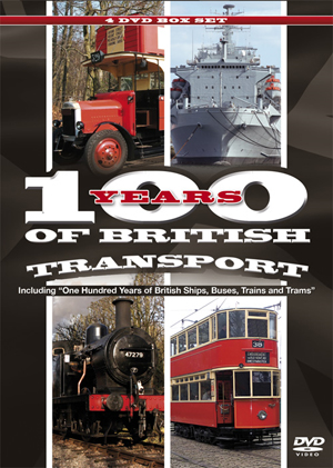 100 Years of British Transport (Box Set) (Retail / Rental)