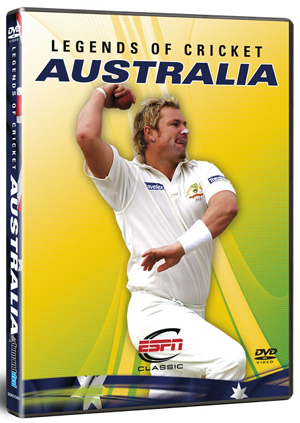 Legends of Cricket: Australia (Retail / Rental)
