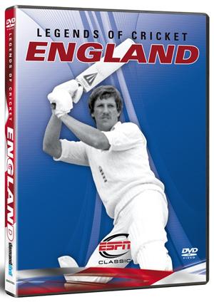 Legends of Cricket: England (Retail / Rental)