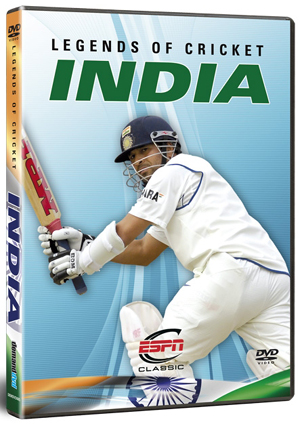 Legends of Cricket: India (Retail / Rental)