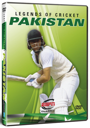 Legends of Cricket: Pakistan (Retail / Rental)