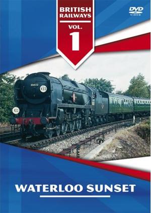 British Railways: Volume 1 - Waterloo Sunset Colour Films 1958-67 (1967) (Retail / Rental)