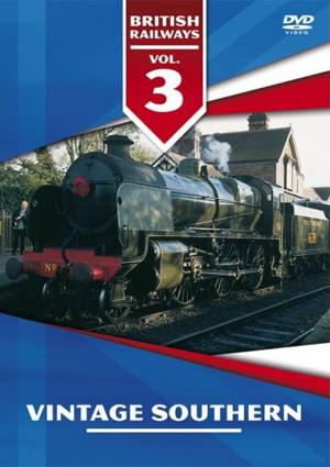 British Railways: Volume 3 - Vintage Southern (1995) (Retail / Rental)