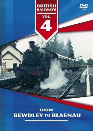 British Railways: Volume 4 - From Bewdley to Blaenau (1995) (Retail / Rental)
