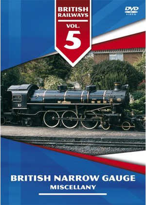 British Railways: Volume 5 - British Narrow Gauge Miscellany (1996) (Retail / Rental)
