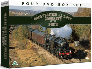 British Railway Journeys of the North (Gift Set) (Retail / Rental)