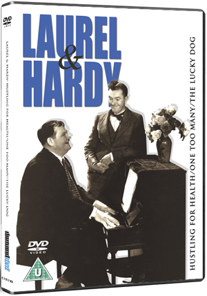 Laurel and Hardy: Hustling for Health/One Too Many/The Lucky Dog (1921) (Retail / Rental)