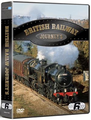 British Railway Journeys (Box Set) (Retail / Rental)