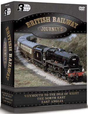 British Railway Journeys: Triple Pack (Box Set) (Retail / Rental)
