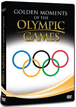 Golden Moments of the Olympic Games (2012) (Retail / Rental)