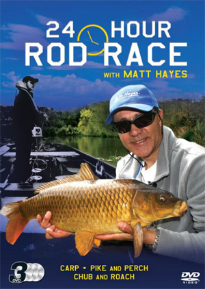 Matt Hayes: 24 Hour Rod Race (Box Set) (Retail / Rental)