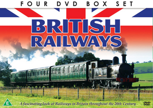 British Railways (2013) (Gift Set) (Retail / Rental)