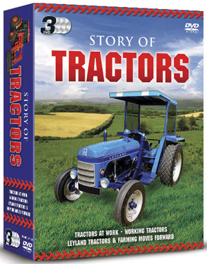 The Story of Tractors (Retail / Rental)