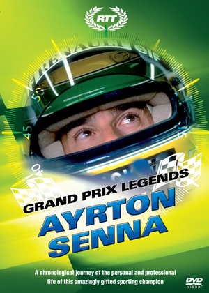 Grand Prix Legends: Ayrton Senna (Retail / Rental)