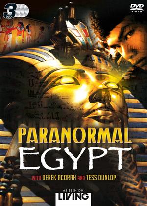 Paranormal Egypt (2009) (Box Set) (Retail / Rental)