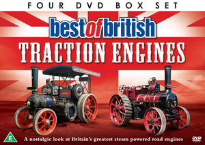 Best of British Traction Engines (Gift Set) (Retail / Rental)